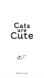 screenshot of Cats are Cute version 1.2.4
