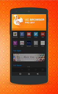 screenshot of 2017 UC Browser Latest Tips version 1.0