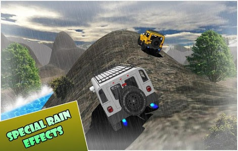 screenshot of 4x4 Off Road Jeep Racing Suv 3D 2018 version 1.9