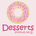 Desserts from A to Z