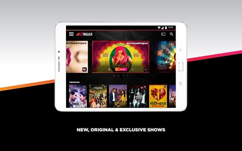 screenshot of ALTBalaji – Original and Exclusive Indian Shows version Varies with device