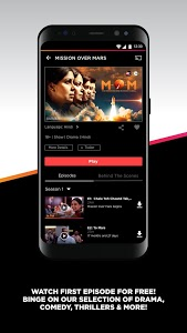 screenshot of ALTBalaji-Comedy, Thriller, Drama & Romantic Shows version Varies with device