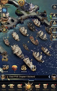 screenshot of Age of Sail: Navy & Pirates version 1.0.0.21