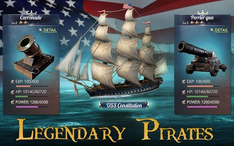 screenshot of Age of Sail: Navy & Pirates version 1.0.0.44