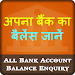 All Bank Balance Enquiry - Bank Balance Check