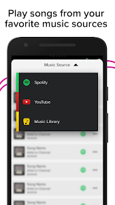 screenshot of AmpMe - Sync Phones & Discover Music version 7.1.0