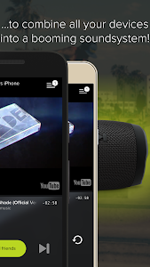screenshot of AmpMe - Social Music Party version 5.3.1