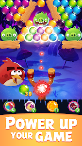 screenshot of Angry Birds POP Bubble Shooter version 3.65.0