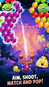 screenshot of Angry Birds POP Bubble Shooter version 3.54.1