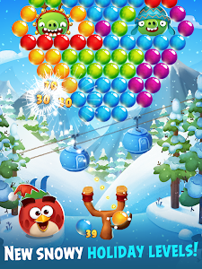 screenshot of Angry Birds POP Bubble Shooter version 3.52.0