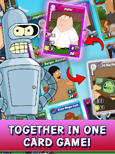 screenshot of Animation Throwdown: Your Favorite Card Game version 1.95.4
