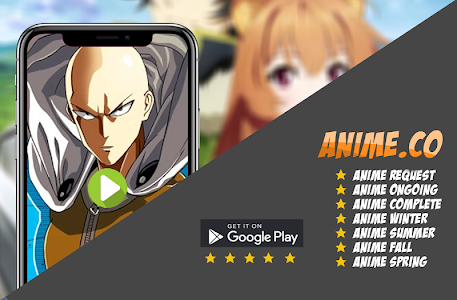 screenshot of Anime.co | Nonton Channel Anime Sub Indonesia version 1.4