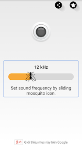 screenshot of Anti Mosquito Prank version 1.6