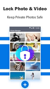 screenshot of AppLock version 1.0.8