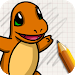 Download Art Drawings: Manga Monsters 2.01 APK