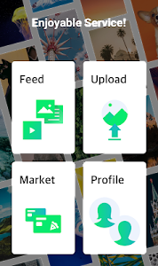 screenshot of Backgrounds HD (Wallpapers) version 4.9.330