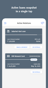 screenshot of Bajaj Finserv - Instant Loans and Investment App version P.4.16.85