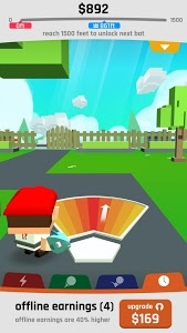 screenshot of Baseball Boy! version 1.8.6
