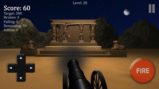 screenshot of Black Cannon version 1.26