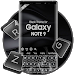 Download Black Theme for Galaxy Note 9 10001001 APK
