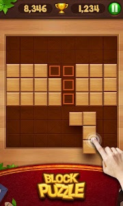 screenshot of Block Puzzle - Wood Legend version 28.0