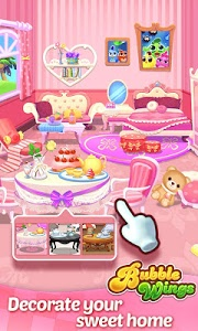 screenshot of Bubble Wings: Bubble Shooter Games version 1.1.1