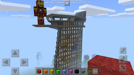 screenshot of Buildings for Minecraft version 6.4