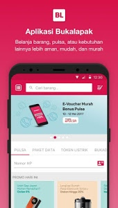 screenshot of Bukalapak - Jual Beli Online version 4.5.0