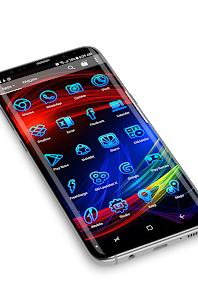 screenshot of Neon 2 | HD Wallpapers - Theme version v9.3.6