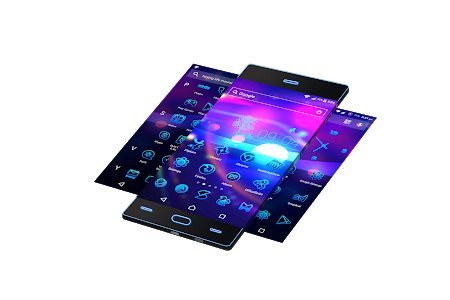 screenshot of Neon 2 | HD Wallpapers - Theme version v9.0.4