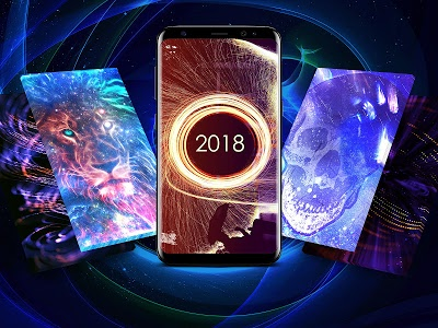 screenshot of Neon 2 | HD Wallpapers - Themes 2018 version v9.9.4