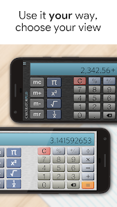 screenshot of Calculator Plus Free version 5.9.5