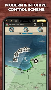 screenshot of Call of War - WW2 Strategy Game version 0.51