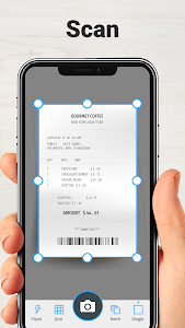 screenshot of Scanner App To PDF - TapScanner version Varies with device