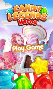 screenshot of Candy Legend Heroes version 1.0.5