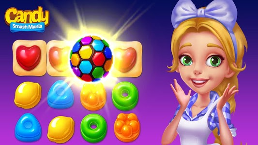 screenshot of Candy Smash Mania version 7.0.3980