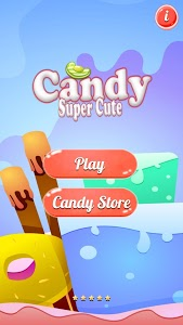 screenshot of Candy Super Cute version 3