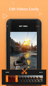 screenshot of Capture Recorder - Video Editor, Screen Recorder version 1.09