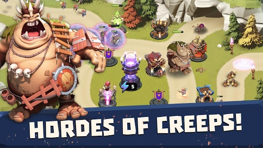 screenshot of Castle Creeps TD - Epic tower defense version 1.47.0