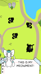 screenshot of Cat Evolution - Cute Kitty Collecting Game version 1.0.10