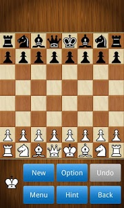 screenshot of Chess version Varies with device