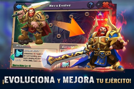 screenshot of Clash of Lords 2: Español version 1.0.184