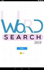 screenshot of Classic Word Search 2019: seek English words daily version 1.4.2