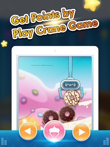 screenshot of Claw Planet - clip doll win gifts Online version 1.16