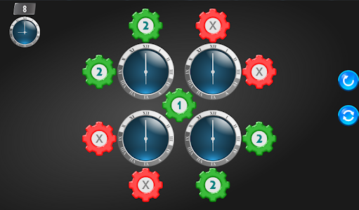 screenshot of Clock Puzzle: Ring the Alarm version 1.06