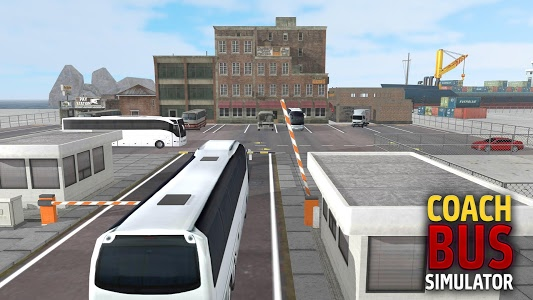 screenshot of Coach Bus Simulator 2017 version Varies with device