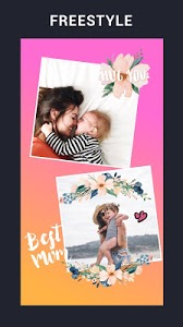 screenshot of Collage Maker - photo editor & photo collage version 1.262.87