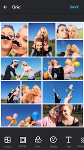 screenshot of Collage Maker - photo collage & photo editor version 1.212.72