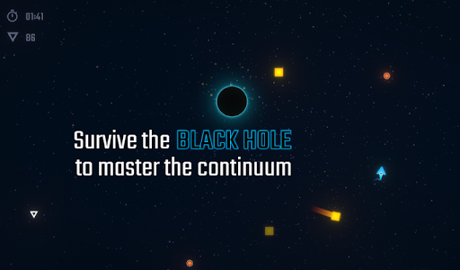 screenshot of Continuum: A Battle Through Space and Time version 1.0.3