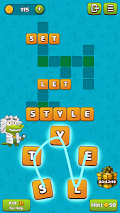 screenshot of Crocword: Crossword Puzzle Game version 1.121.2